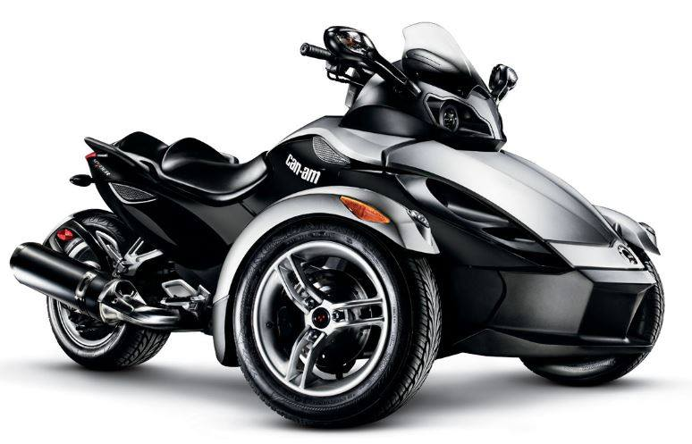 Can-AM OEM Spyder Parts with Free Shpping